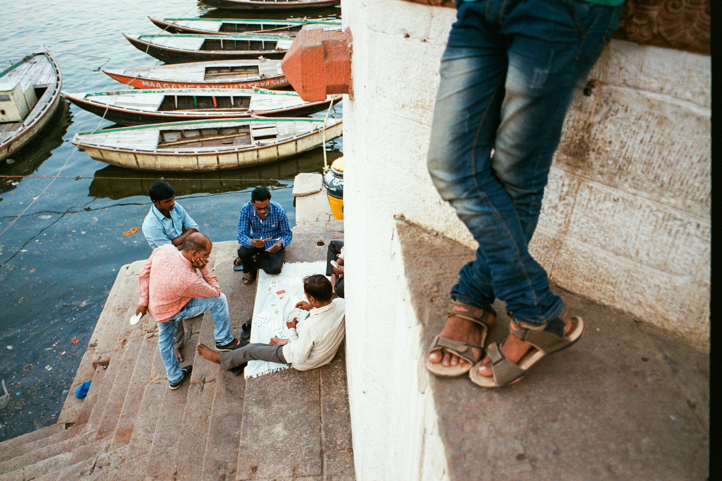 Varanasi, 2017