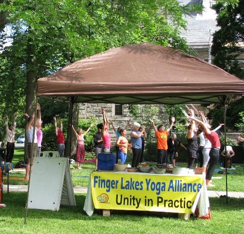 finger lakes yoga alliance