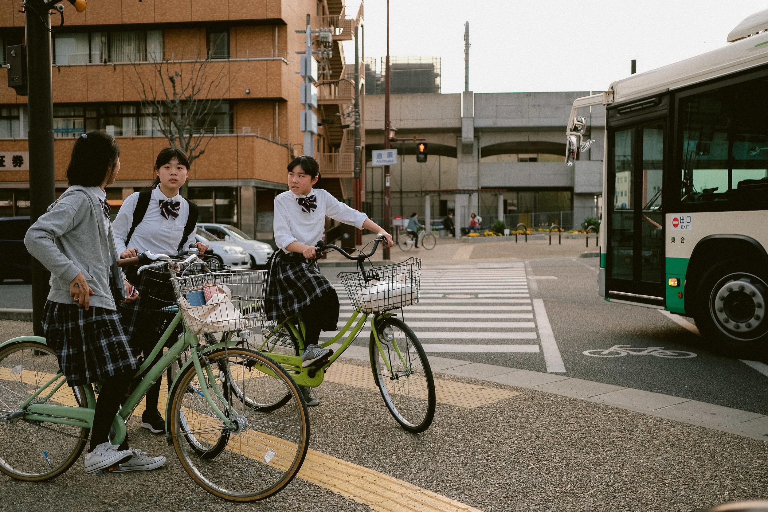 Himeji, Japan.