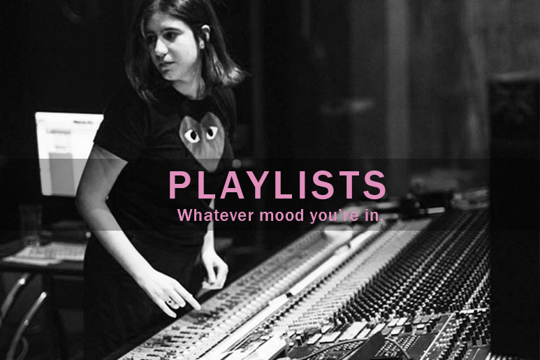 Woodes'  The Thaw  appears on Music Love's   Hairdresser's Mix   playlist and  Rise  features on Music Love's   Inspire Me   playlist
