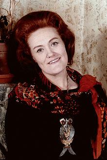 Dame Joan Sutherland, 1988