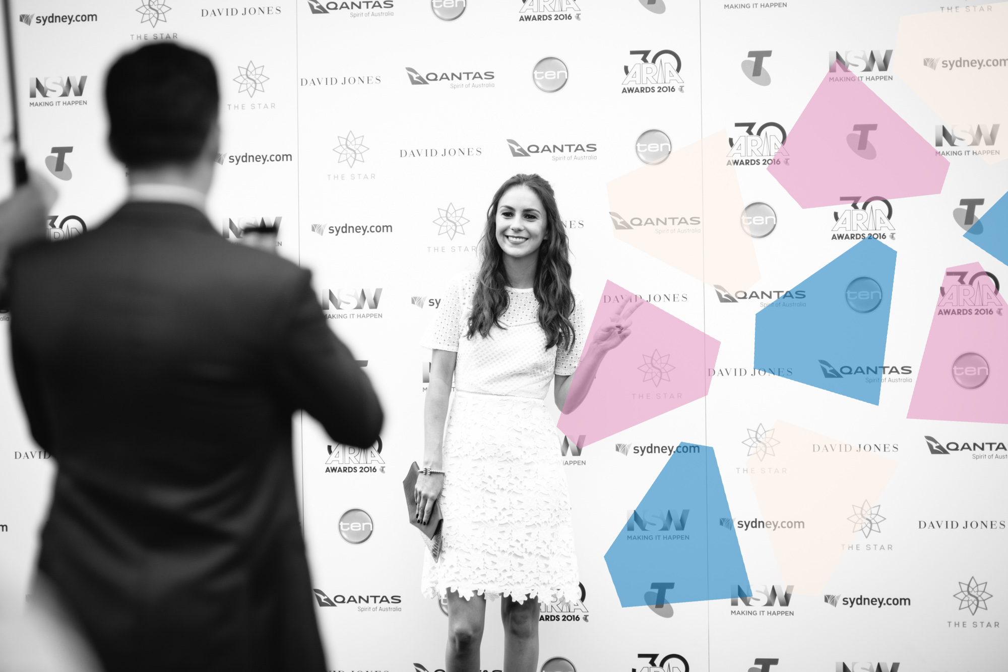Amy Shark took out the number two spot with her stunning track Adore.Image by Alex Carlyle from our  ARIAs gallery for Music Love Australia