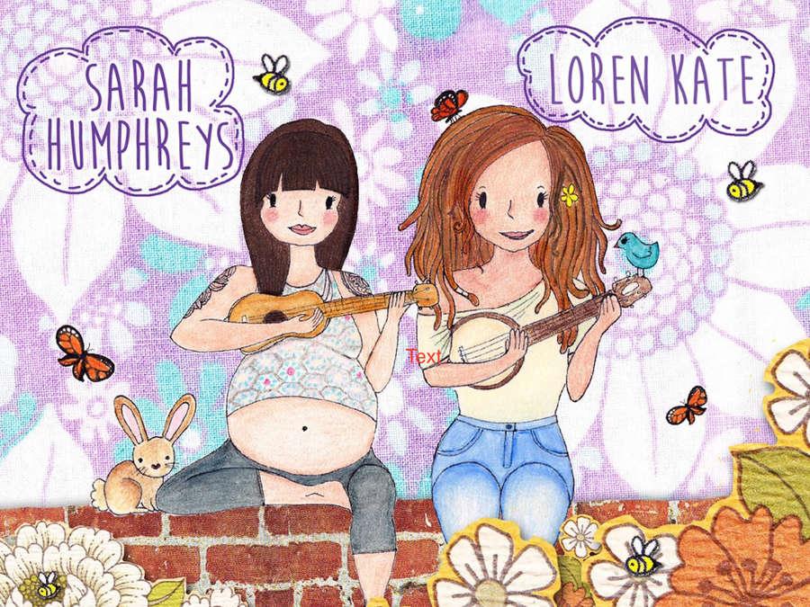 Sarah Humphreys Loren Kate Little Wonders