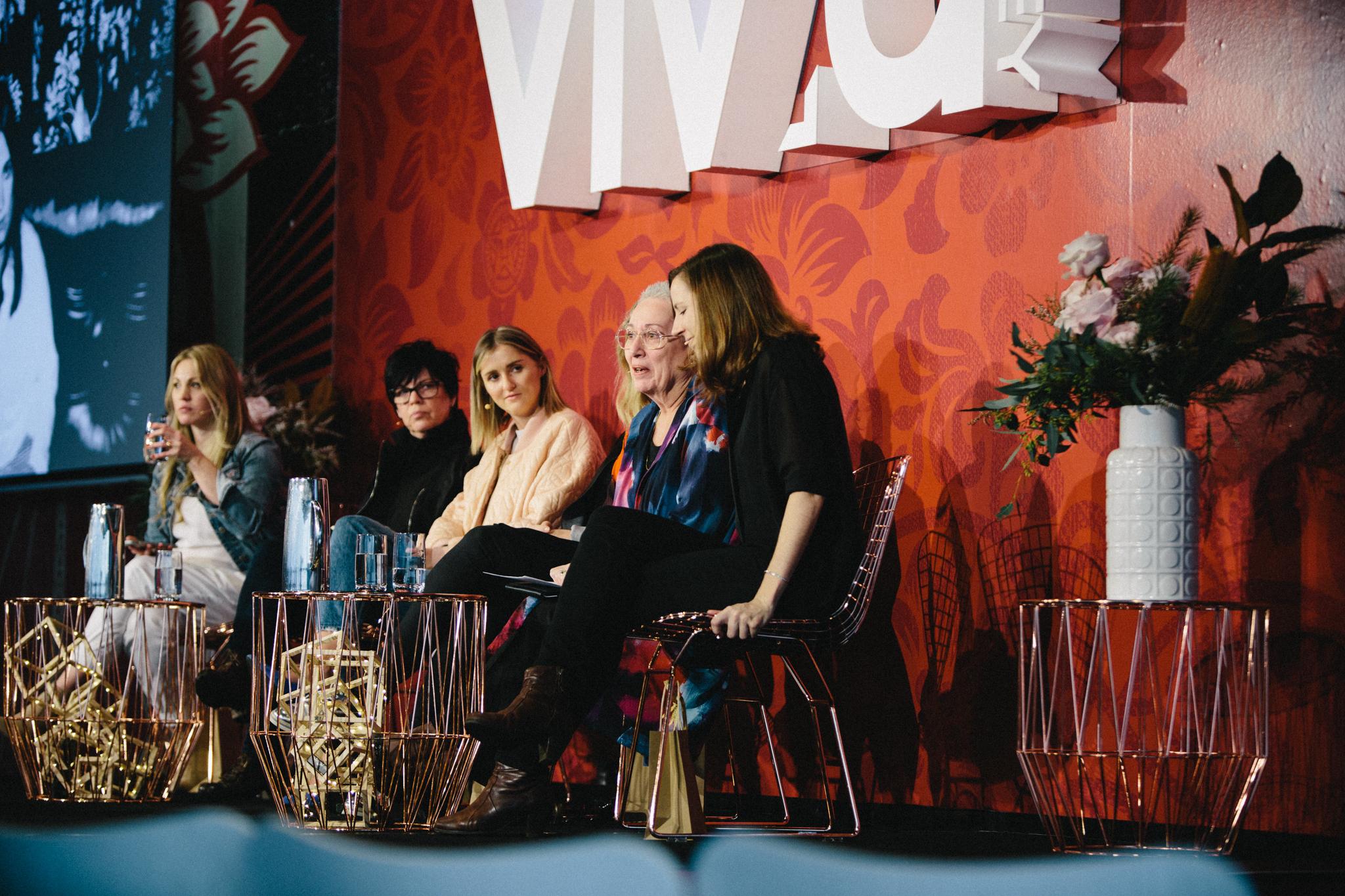 The Pathway to the Platform-Julie Kerr. Vicki Gordon, KLP, Rita Crews, Shefali Pryor Music Love Vivid.jpg