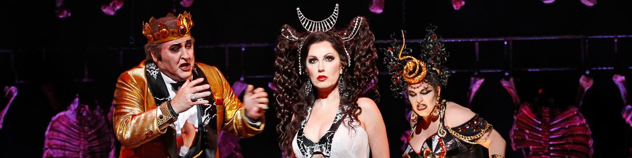 Cheryl Barker AO, Image via Opera Australia