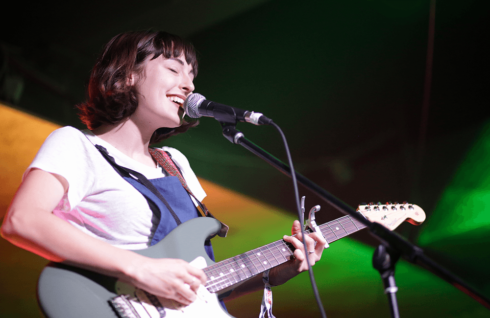 Perth singer/songwriter Stella Donnelly took out this year's Levis $25,000 Music Prize