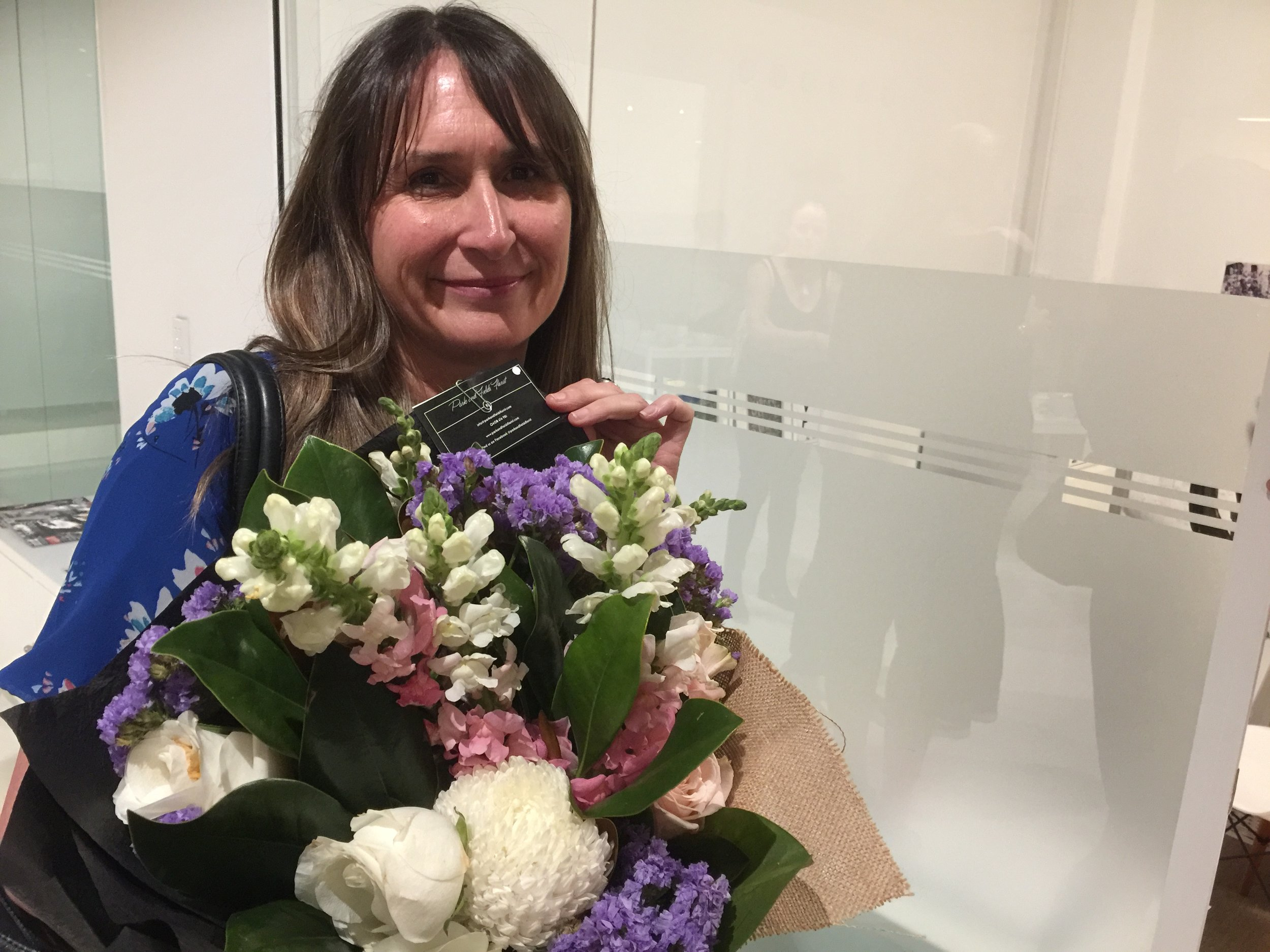 Kathy McCabe, image courtesy of Women In Music, Sydney