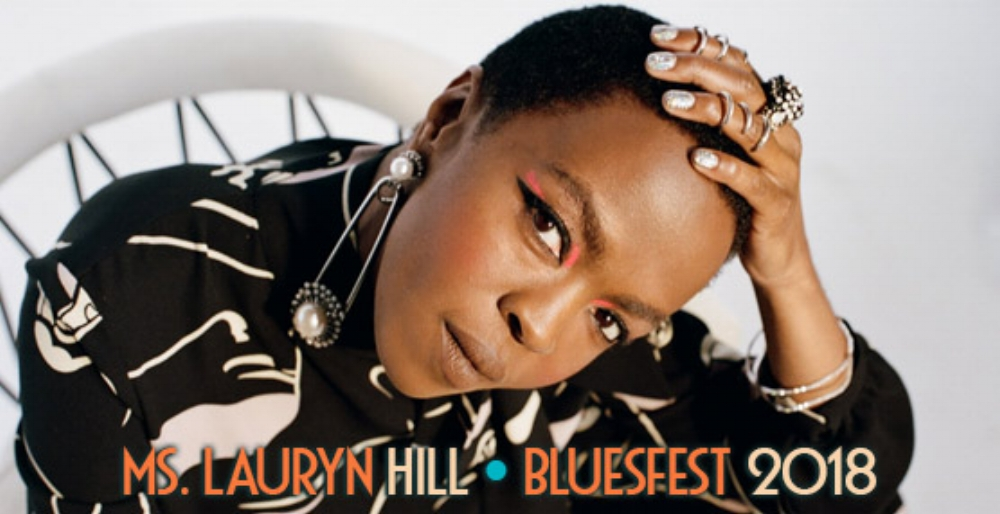 Lauryn hill bluesfest