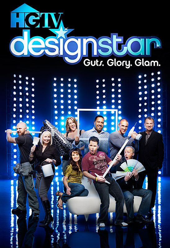 Mark DeLong - Commercial Photography - Group photo of design star.