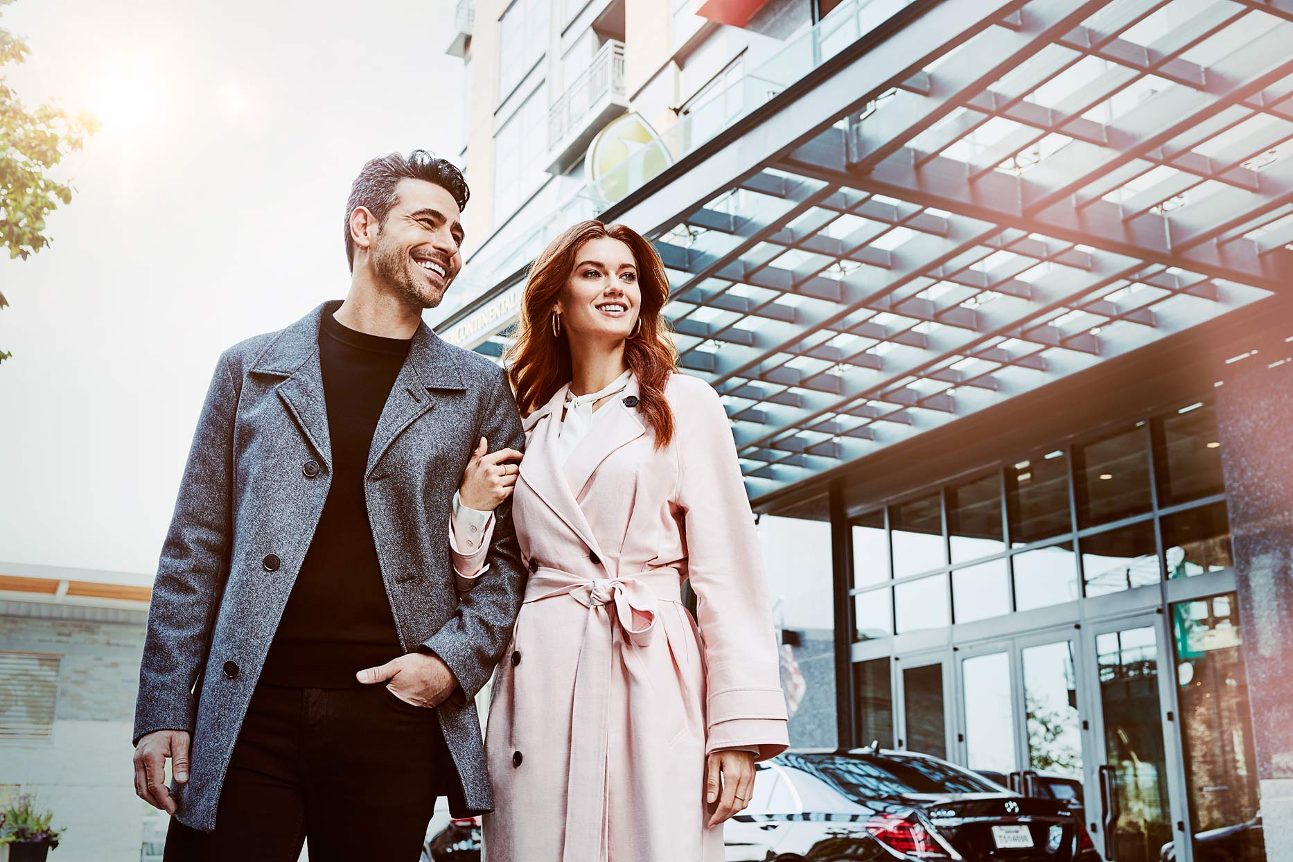 Lifestyle Campaign for InterContinental Hotel Group
