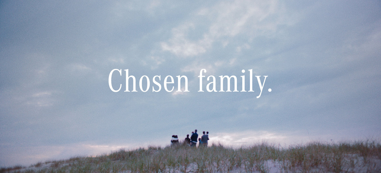 MERCEDES BENZ - CHOSEN FAMILY