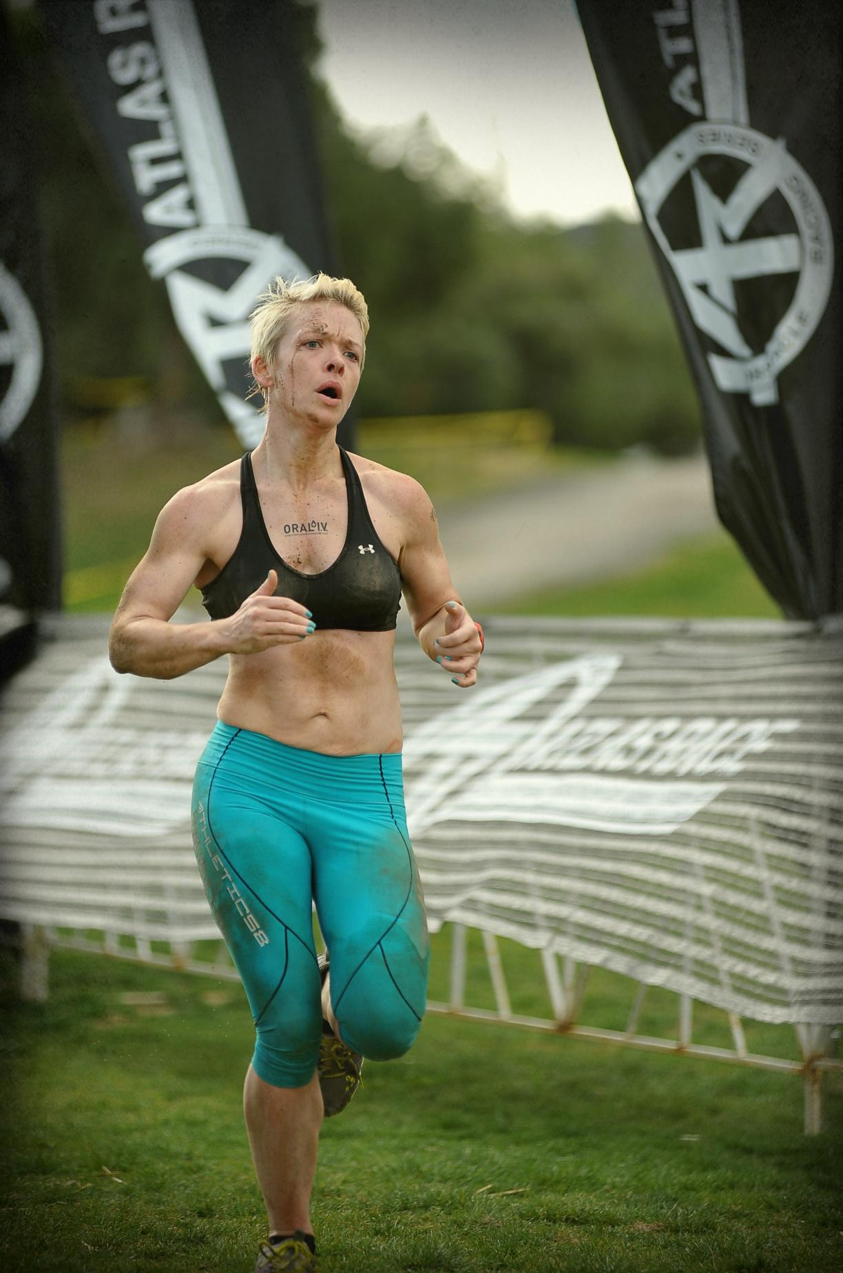 Tracy Kellett, Obstacle Course Racer