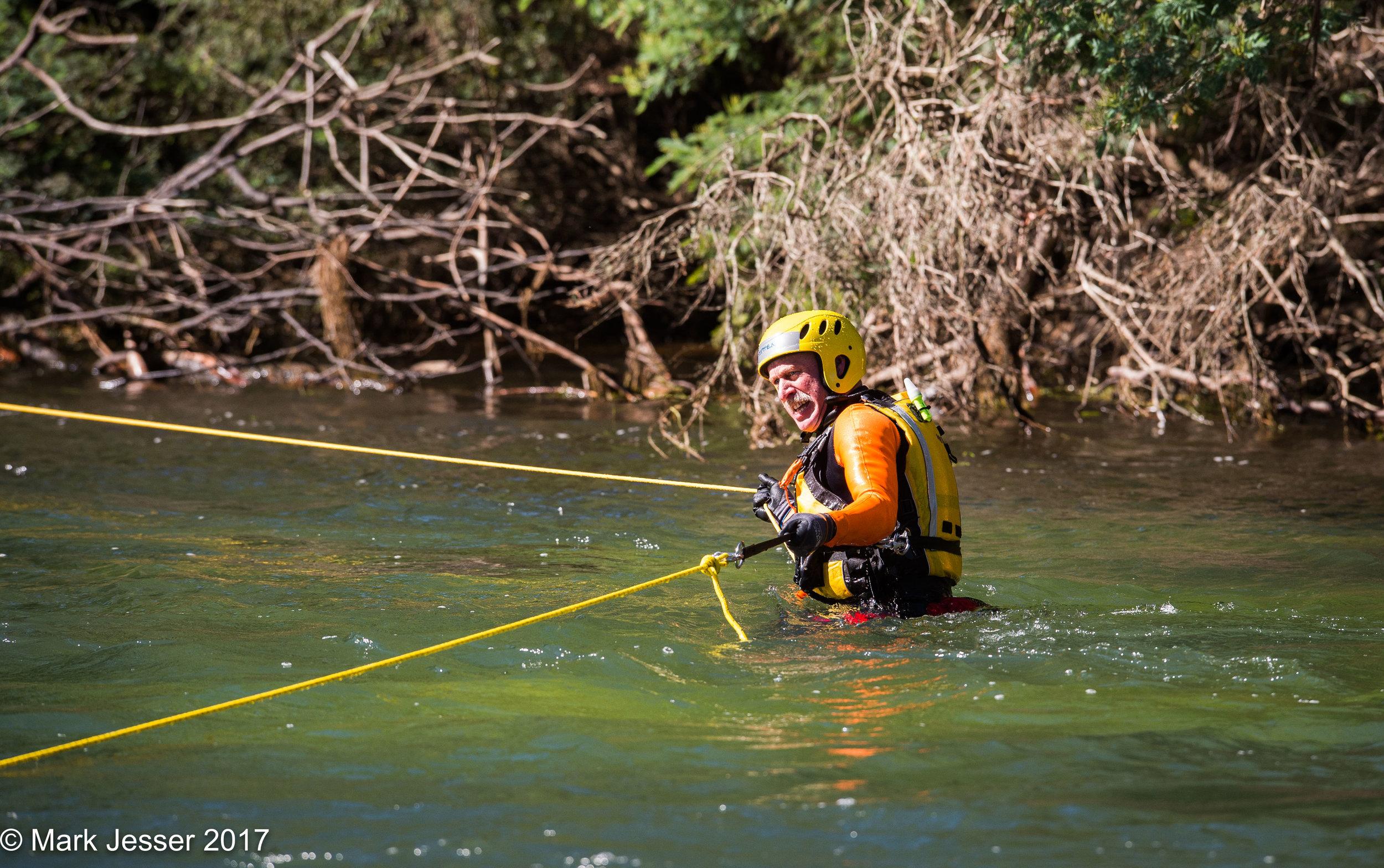 (Photo Mark Jesser/ Mark Jesser Photography) Lake Eildon. SES Vic Swiftwater Rescue. Images are copyright Mark Jesser 2017.