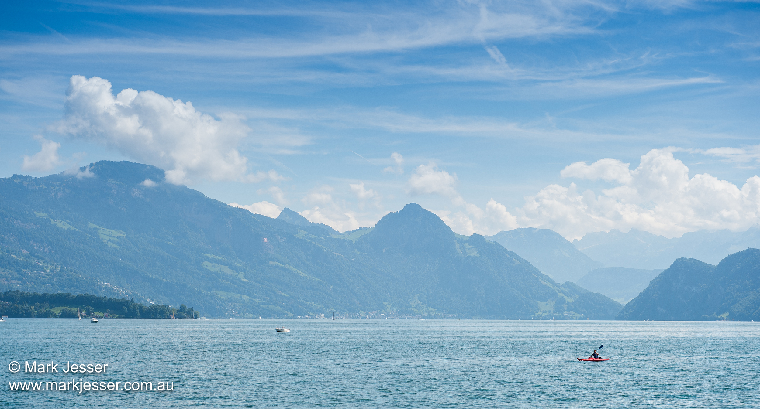 (Photo Mark Jesser) Lucerne, Switzerland.