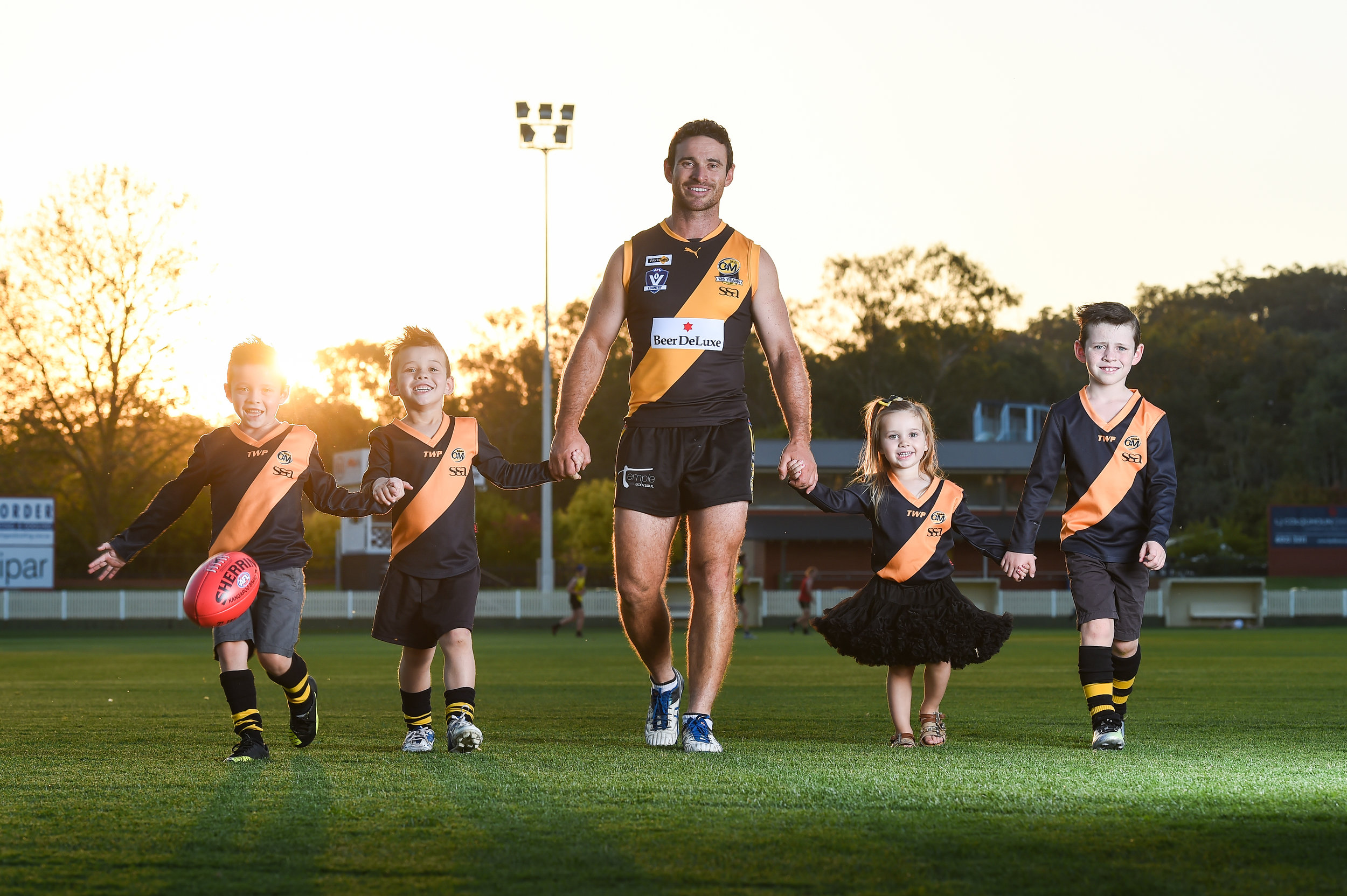 (Photo Mark Jesser) Albury. 