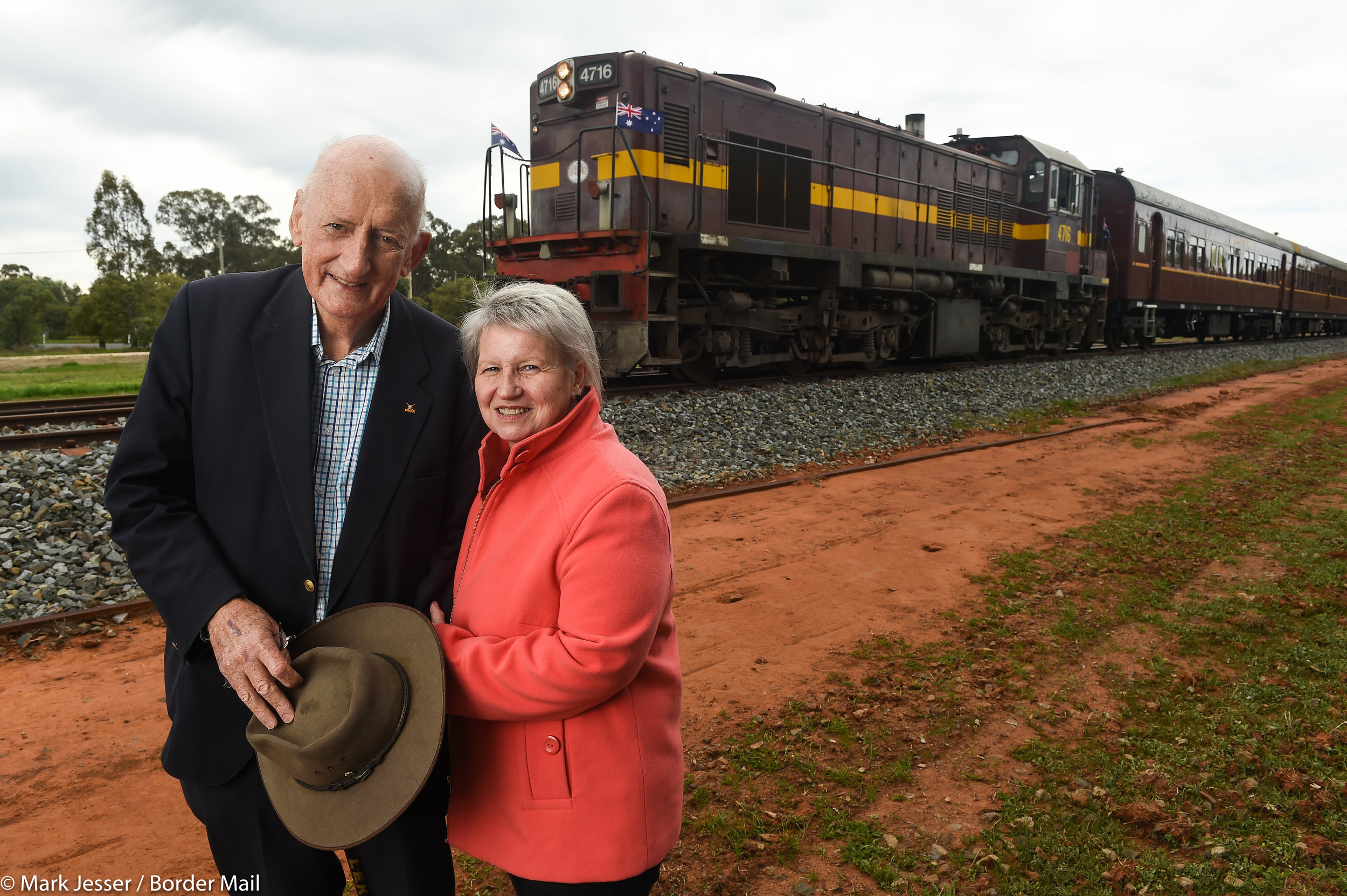 (Photo Mark Jesser) Boree Creek.