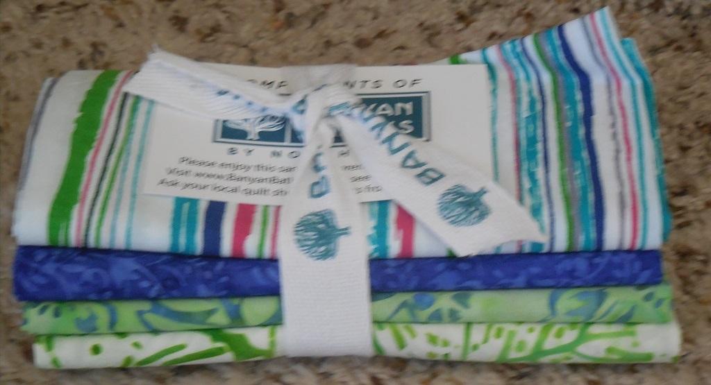 Northcott fabric bundle worth $20. International shipping. Winner pays postage.