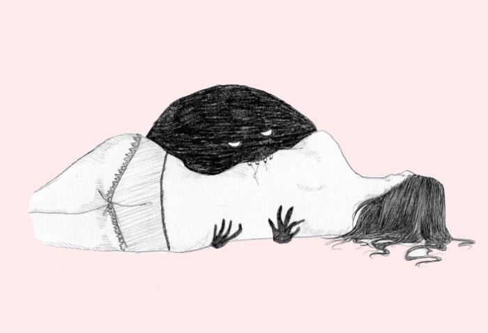 Illustration by  Siiri V.