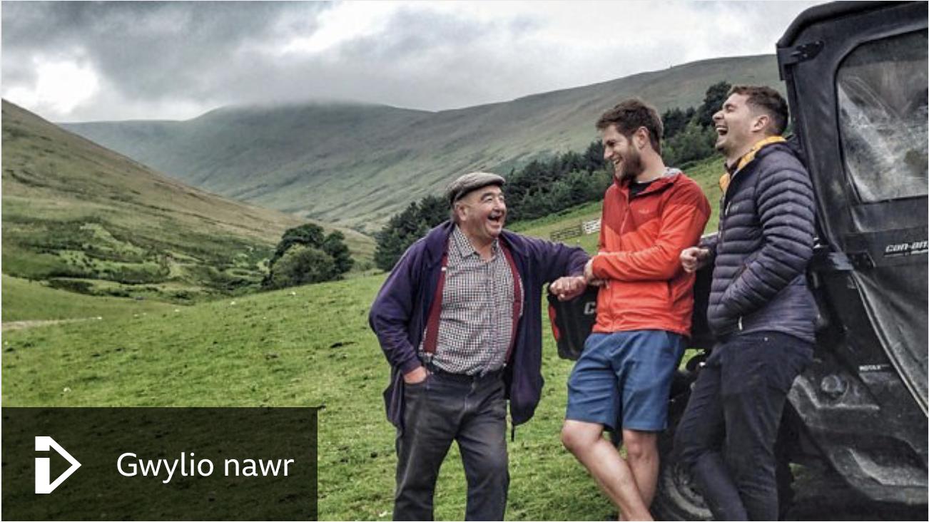 Drone Filming, Aerial Imagery, North Wales, Hero Berwyn.