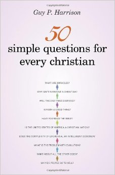 50 Questions for Christians.