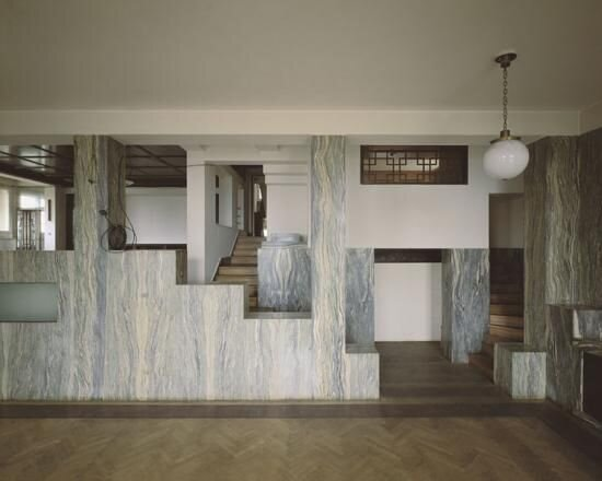 Adolf Loos, 1930, Villa Muller, Czech Republic, accessed October 2016,