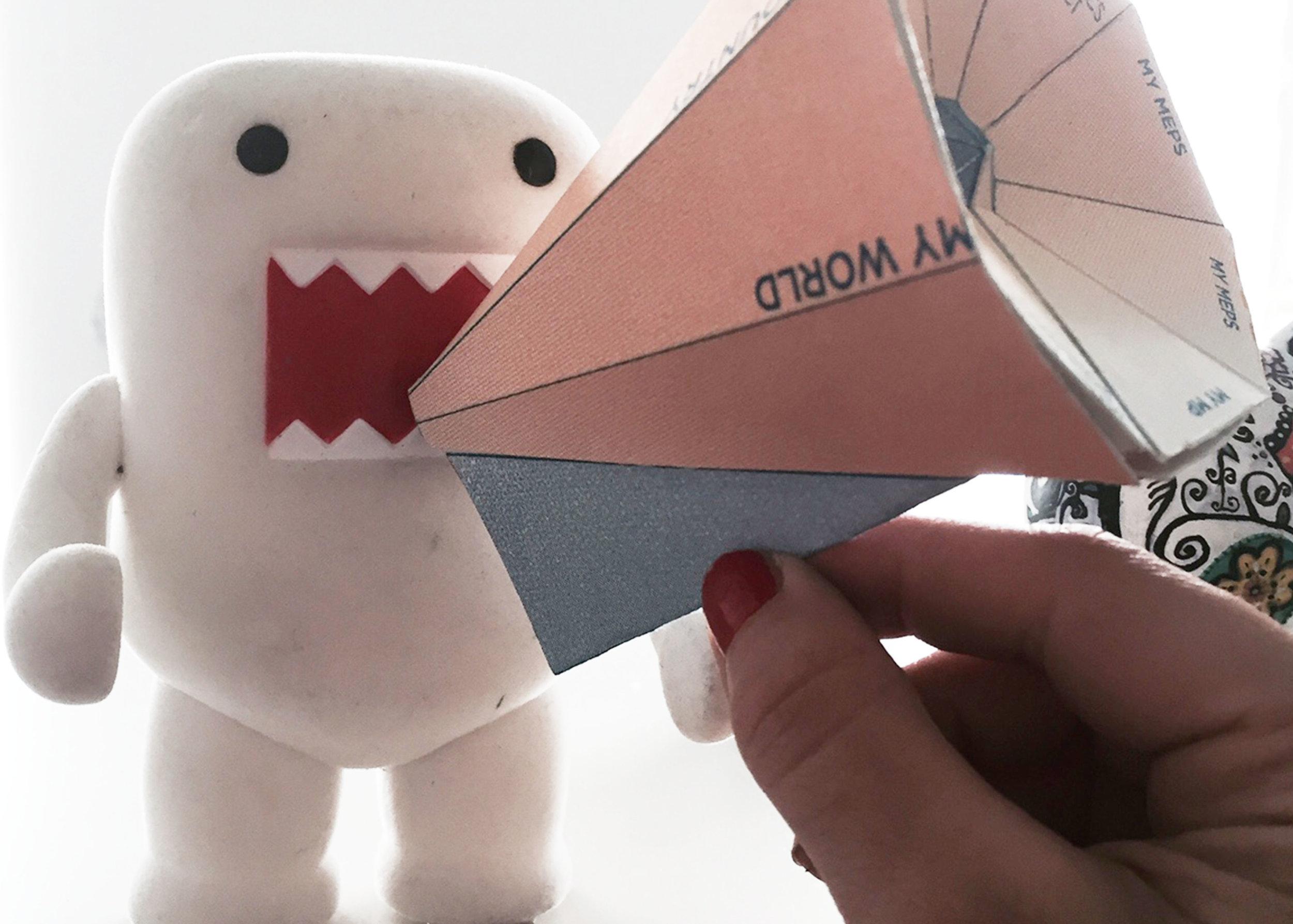 Bespoke Origami Speaker
