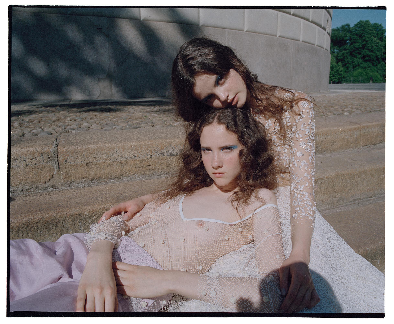 ZEN MAGAZINE- AMORE  PHOTOGRAPHY Eugenio Intini / Style by Francesca Carini / Make Up by Giovanna Fucciolo / Hair by Valeria Iovino