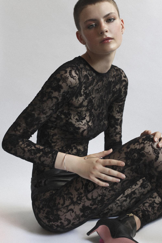 FRANKIE AND CLO - ZOFIA   Photography by Sara Mattone / Style by Aureliano Quattrone / Make up by Ginevra Calie.