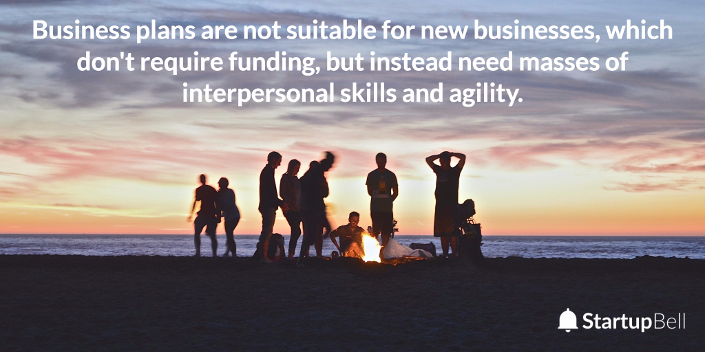 More important than funding are social skills of a startup.