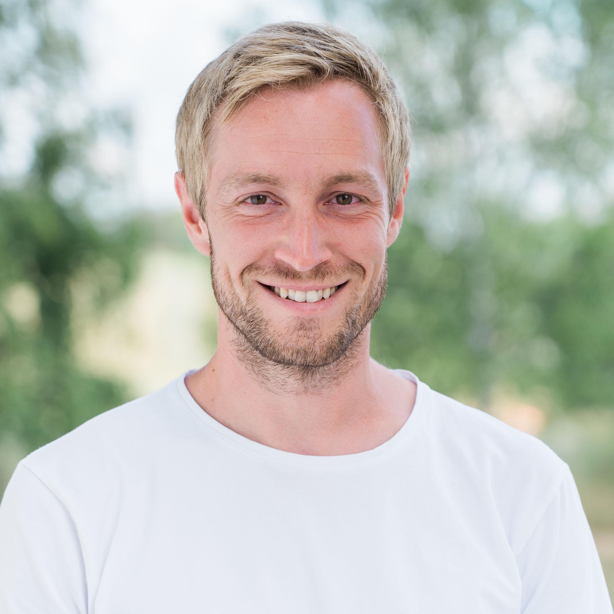Torstein Rotevatn, leder for årets StudentFORUM, ser med stor forventning frem til årets konferanse.
