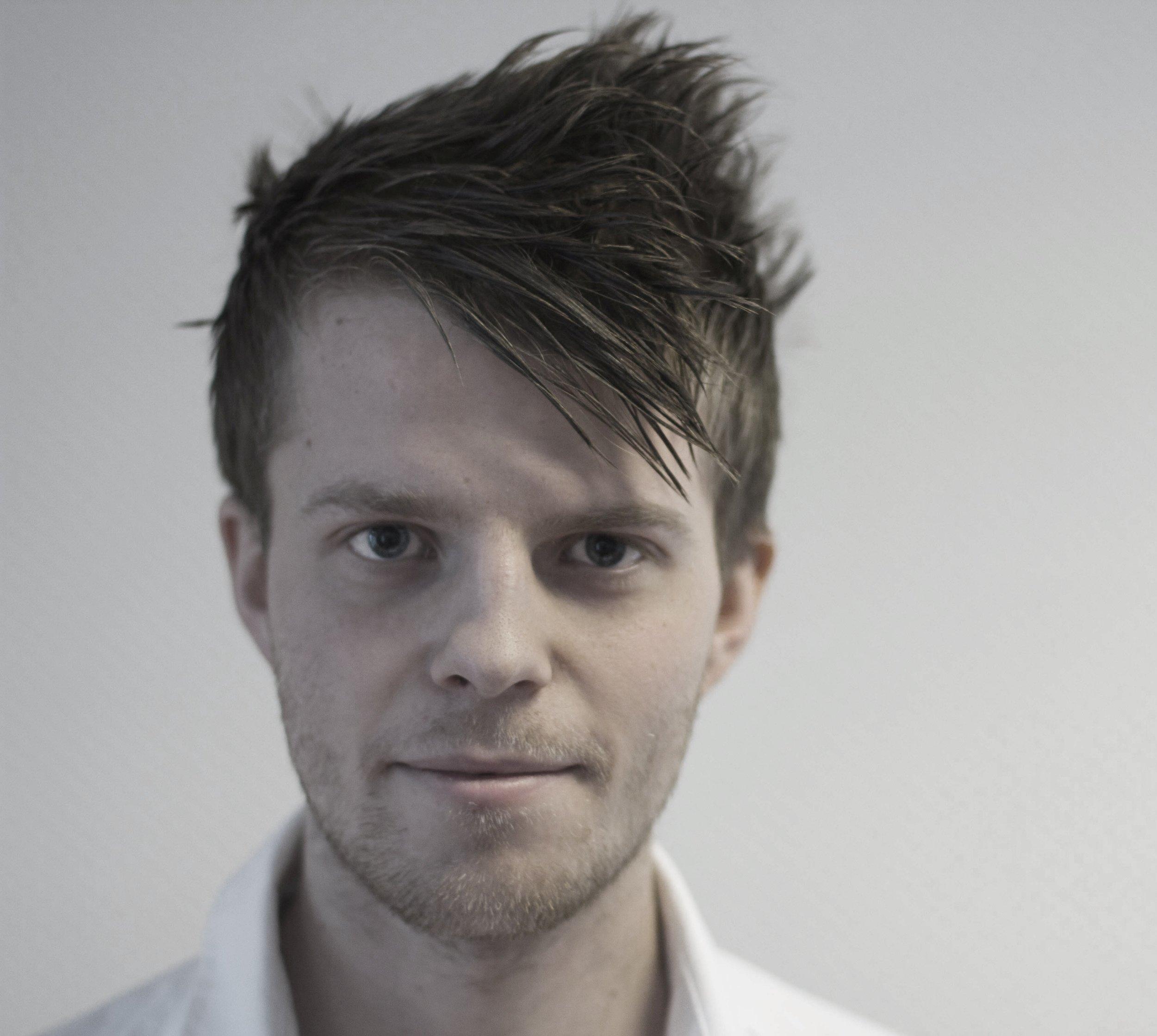 Daniel Joachim H. Kleiven - Kommunikasjonsleder, Lagetjoachim@nkss.no
