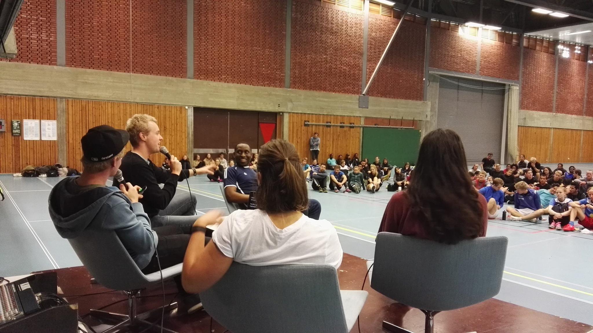 Med MG-festivalen har ungdommer fra ulike bakgrunner fått en god arena for å samle seg og prate om tro
