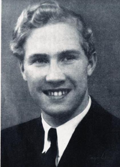 Ovin Kristoffer Bronsta - Født 1. februar 1920 i Mandal