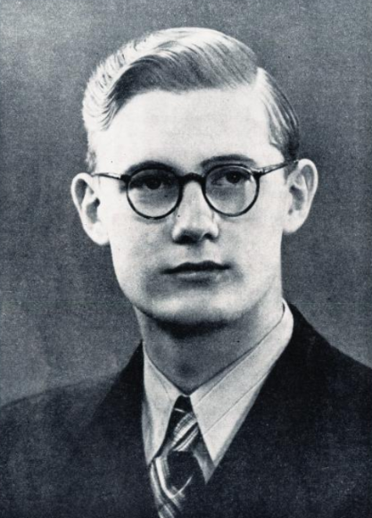 Olaf Wetterstad - Født 3. oktober 1923 i Kongsberg