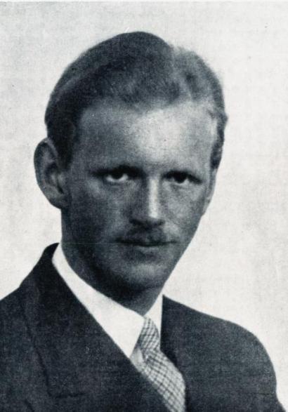 Per Nannestad Lindaas - Født 20. april 1919 i Oslo