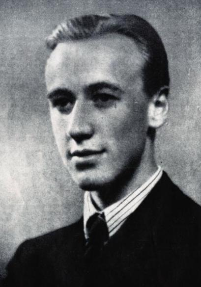 Kjell Segelcke Koren - Født 29. februar 1924 i Leibzig