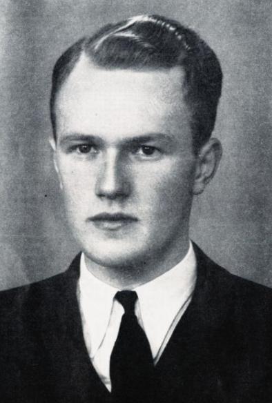 Cay Børre Kristiansen - Født 28. oktober 1922 i Kristiansand