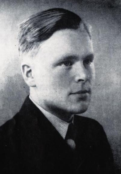 Lars Sandvik - Født 4. mars 1920 i Bergen