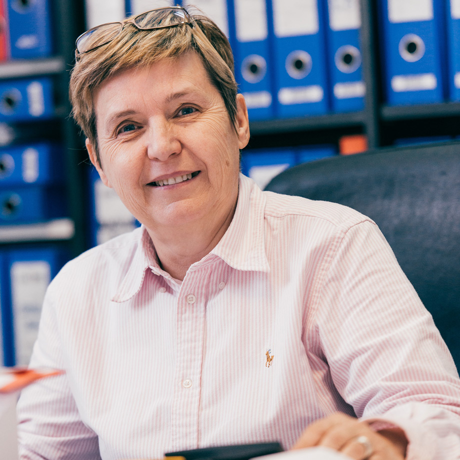 Ljiljana Ružić   finance & human resources