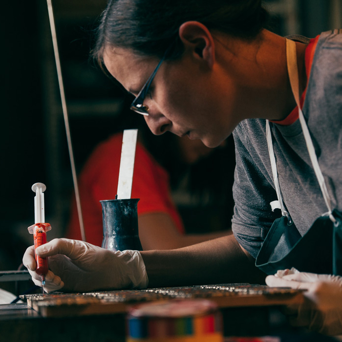 Maja Kehler   manufacturing
