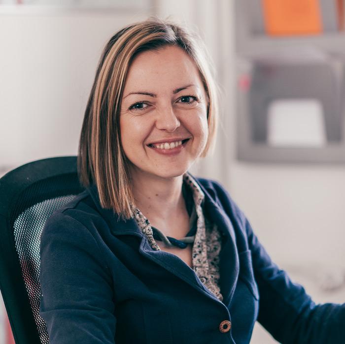 Julijana Jularić  sales & administration