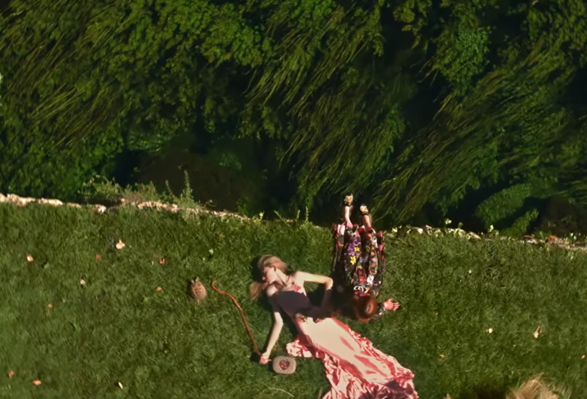 The Gucci Garden - Directed by  Floria Sigismondi