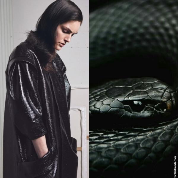 Serpent Jacquard | Images: Zac Posen  |  Adam Plucinski