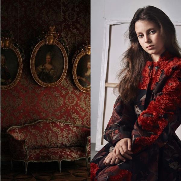 Re-Upholstered | Images:  Daria Ryabukhina  - Kuskovo interiors | Zac Posen
