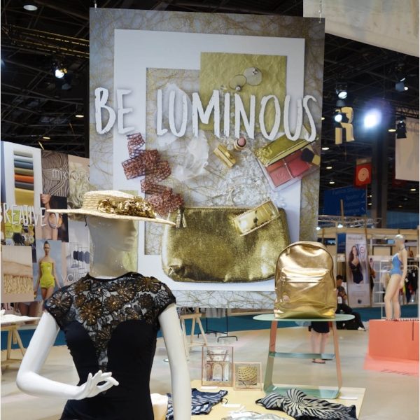 Be Luminous Trend Story - The Selection Space at Mode City July 2017