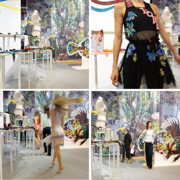 Momenti Di Passione Fashion Show at Interfiliere July 2017