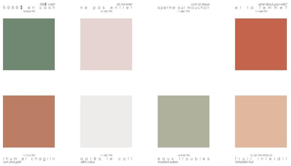 Solace Colour Direction