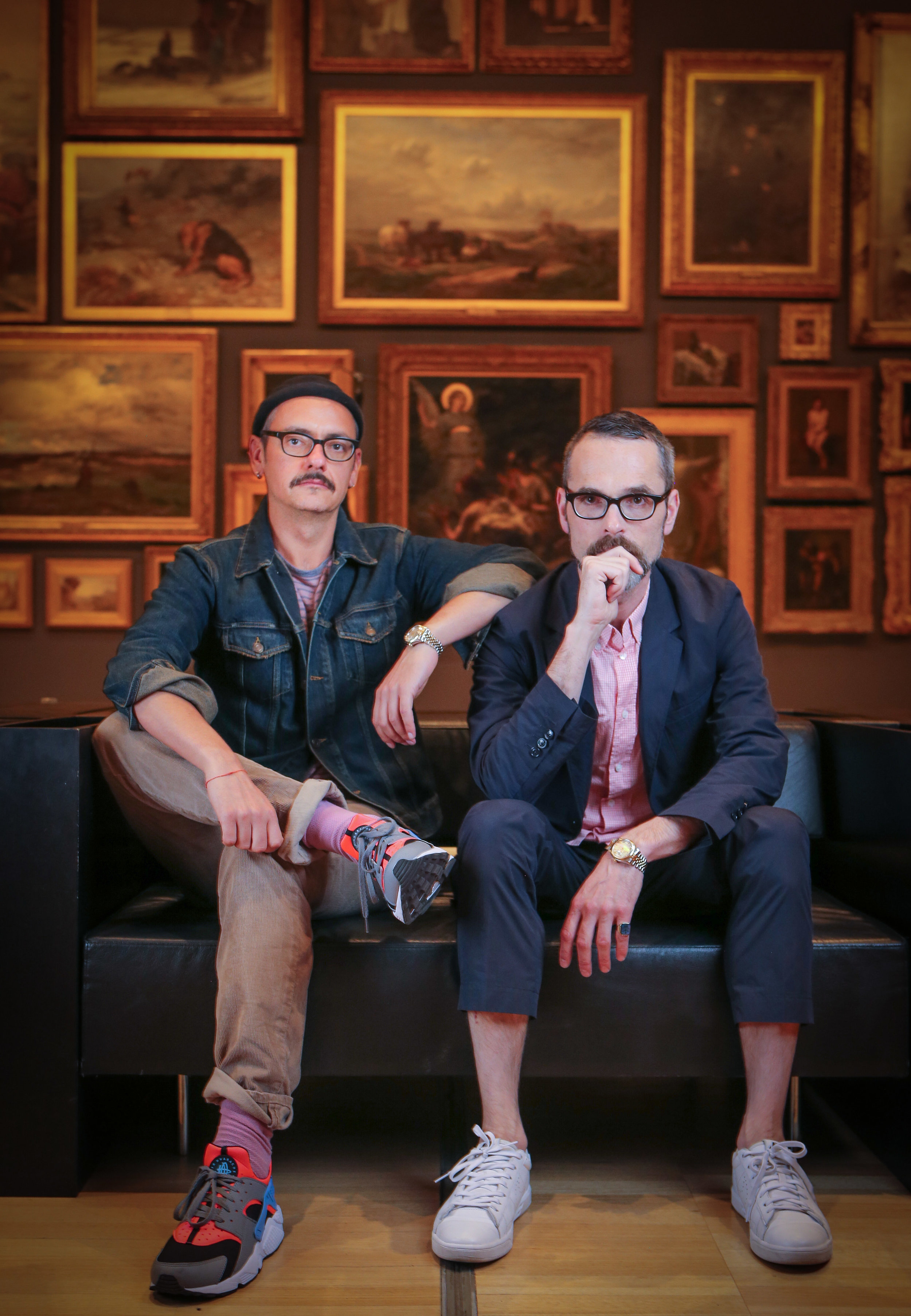 FASHION ARTISTS - VIKTOR&ROLF  Viktor&Rolf have extensively explored upcycling in Haute Couture Fashion in recent seasons.