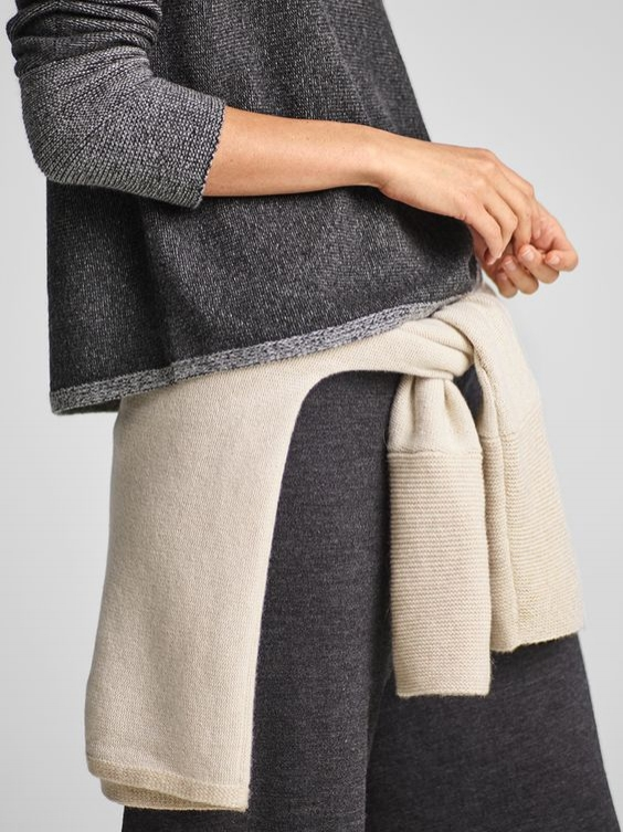 Eileen Fisher  - Recycled Cashmere Sweater