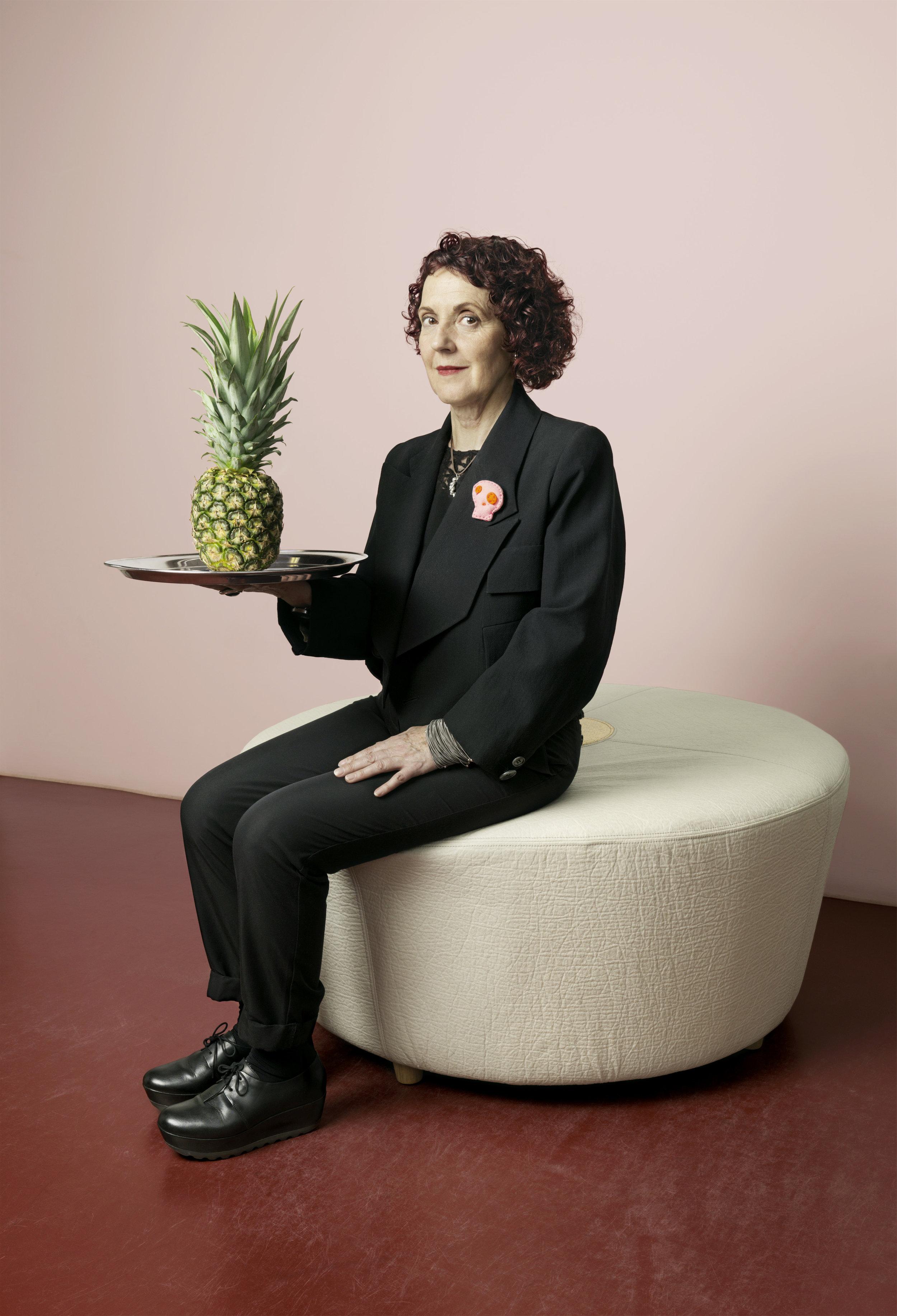 Dr. Carmen Hijosa - Founder of Ananas Anam